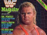 WWF Magazine - January 1991