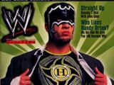 WWE Magazine - April 2003