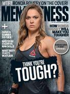 Men's Fitness - November 2015 (Australia)