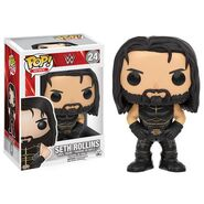 Pop WWE Vinyl Series 4 - Seth Rollins