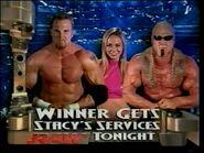 Test vs Scott Steiner