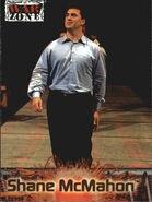 2001 WWF RAW Is War (Fleer) Shane McMahon 72
