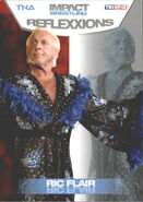 2012 TNA Impact Wrestling Reflexxions Trading Cards (Tristar) Ric Flair 2