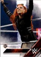 2016 WWE (Topps) Becky Lynch 5