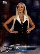 2018 WWE Wrestling Cards (Topps) Lana 51