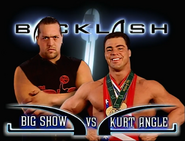 Big Show vs. Kurt Angle Backlash 2000
