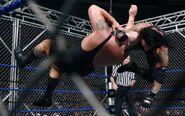 Big Show vs Undertaker (Steel Cage) 7