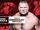 Brock Lesnar's Most Dominant Matches