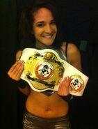 Evie PWWA Champion