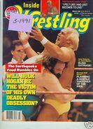 Inside Wrestling - March 1991