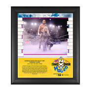 Karrion Kross NXT TakeOver In Your House 2020 15 x 17 Limited Edition Plaque