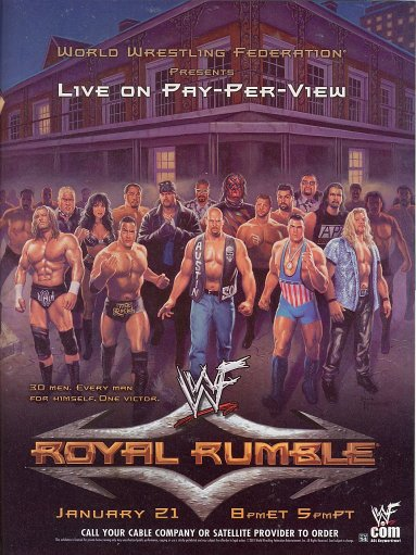 Royal Rumble 2001 | Pro Wrestling | FANDOM powered by Wikia