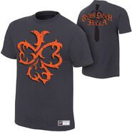 Sheamus irish Curse Authentic T-Shirt