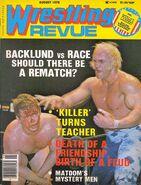 Wrestling Revue - August 1979