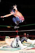 11-22-16 CMLL Martes Arena Mexico 2