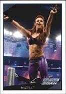 2009 WWE (Topps) Maria 4