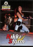 2014 Independent Women's Internet Wrestling Nikki Storm 13