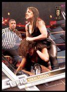 2017 WWE Wrestling Cards (Topps) Nikki Cross 78