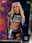 2018 WWE Women's Division (Topps) Liv Morgan 15