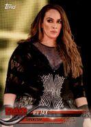 2018 WWE Wrestling Cards (Topps) Nia Jax 68