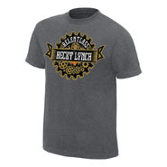 Becky Lynch Relent-Lass Grey T-Shirt