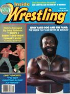 Inside Wrestling - March 1984