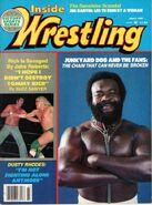 Inside Wrestling - March 1984