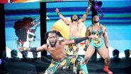 WWE House Show (July 1, 18' no.1) 4