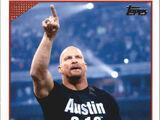 "2009 WWE (Topps) ""Stone Cold"" Steve Austin (No.89)"