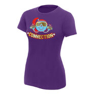 Boss & Hug Connection Friends Forever Women's Authentic T-Shirt