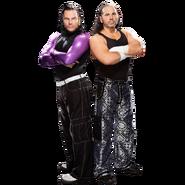 Jeff Hardy and Matt Hardy by Dyatlov