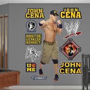 John Cean Right Hook 54 x 80 Fathead