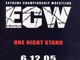 One Night Stand 2005