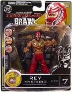 Rey Mysterio (Build N' Brawlers 7)