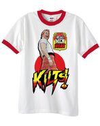 Roddy Piper Real Men Wear Kilts T-Shirt