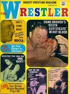 The Wrestler - August 1968