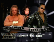 Triple H vs. The Rock Fully Loaded 1999