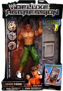 WWE Deluxe Aggression 9 John Cena