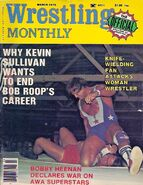 Wrestling Monthly - March 1978