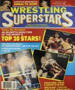 Wrestling SuperStars - Summer 1989