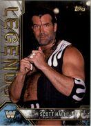 2017 Legends of WWE (Topps) Scott Hall 79