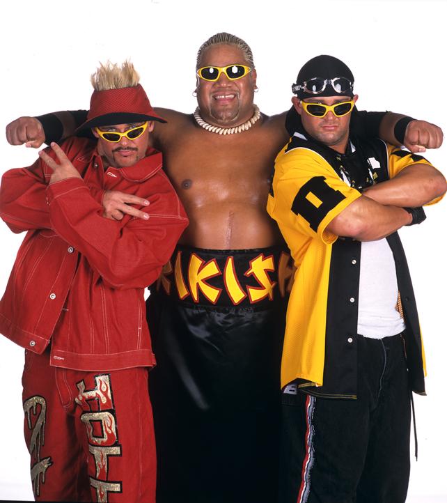 Kenalan Sama Rajanya Tag Team Match WWF Smack Down