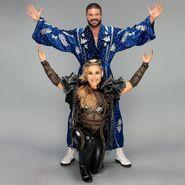 Bobby Roode & Natalya