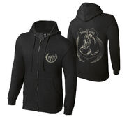 Randy Orton Strike First Full Zip Youth Sweatshirt