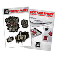 Randy Orton Vinyl Sticker Sheet