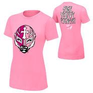 Rey Mysterio Rise Above CancerWomen's T-Shirt