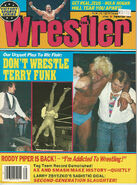 The Wrestler - September 1989