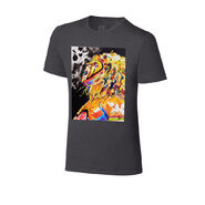 Ultimate Warrior Rob Schamberger Artwork T-Shirt