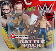 Vaudevillains - WWE Battle Packs 41