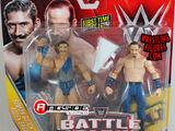 WWE Battle Packs 41 Vaudevillains